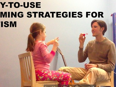 Easy-to-Use Calming Strategies for Autism