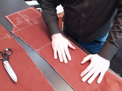Fast and Simple Tutorial on Bespoke Trouser Cutting