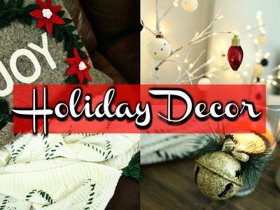 HOLIDAY HOME DECOR | HEARTH & HAND TARGET CHRISTMAS HAUL