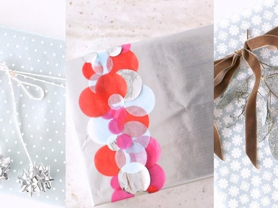How to DIY and Tie on Gift Toppers- Martha Stewart