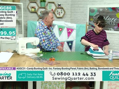 Sewing Quarter - 7th July 2017