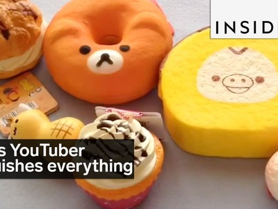 This YouTuber satisfies your need to squish everything