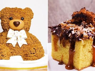 Top 10 Yummy Cake Ideas | Easy Cake Recipes | Cake Decorating Ideas 2017