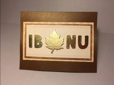 10 Cards 1 Kit. Love From Lizi Special Edition Thanks Giving Card Kit