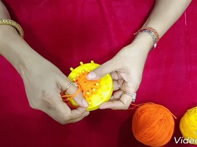 85. How To Make Marigold Flower