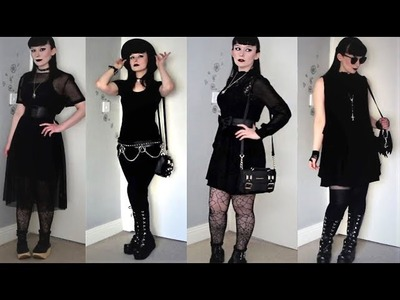 † Alternative Lookbook † Summer Outfits | Noire Notorious