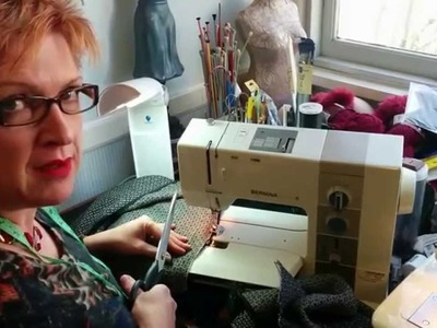 Anne Whalley Fold Over Elastic Tutorial