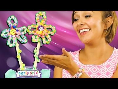 DIY Flower Arrangement For Amazing Room Decor | How To Wow Show | Official Cutie Stix