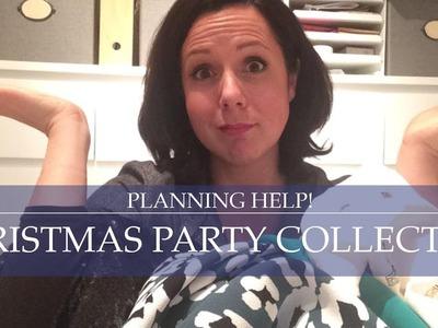 Help me plan my Christmas sewing!
