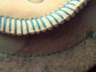 How I Sew My Pads 2