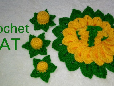 How to make Crochet HAT for Kanha Ji