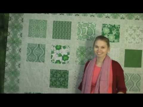 How to Quilt Your Super Quick Quilt