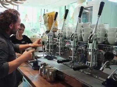 Il barista