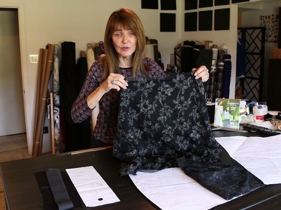 Let's Sew - Lace Skirts for Fall - Episode 55