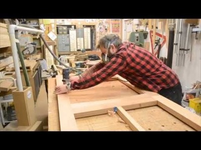 Making A Front Door