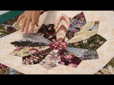 Making Dresden Plate Patchwork with Chris Porter (taster video)