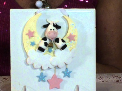 Personalized Baby's First Christmas Ornament by Deb & Co.