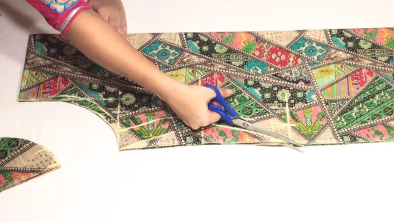 Suit Kameez Cutting Very Easy Method Step By Step