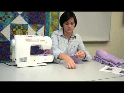 The Pad Project : Instructional Video to make Reuseable Maxi Pads