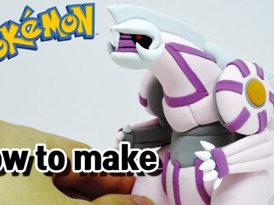 아이 클레이로 포켓몬스터 전설의 포켓몬 펄기아 피규어 만들기!