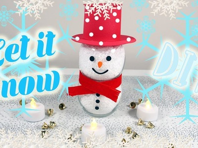 3 DIY Winter Craft Ideas - Easy DIYs For Cold Days