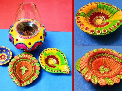 4 EASY DIYA DECORATION IDEAS | VERY SIMPLE AND UNIQUE (LATEST)