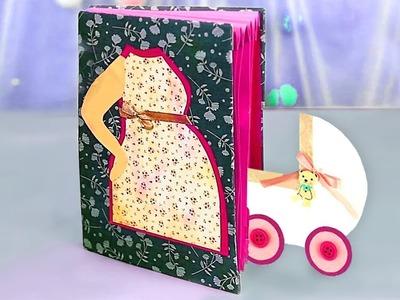 6 DIY Pregnancy Scrapbook Ideas