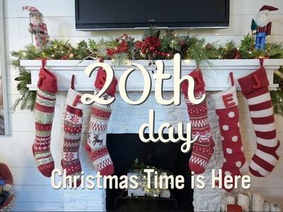 Christmas Decorating Home Tour 2017  |  Christmas Time is Here | 20