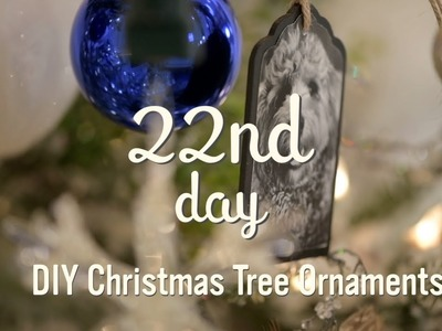 Christmas Tree Decorations | Christmas Photo Ornaments