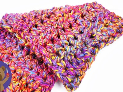 Fluffy Scarf WITHOUT Needles | DIY Knitting | Knitting for beginners
