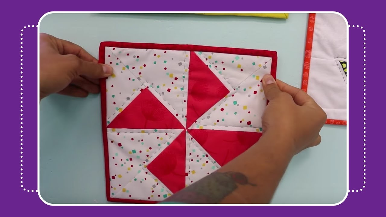 How to Hang a Quilt- Crafty Gemini Tutorial - Quick, Easy & Affordable!