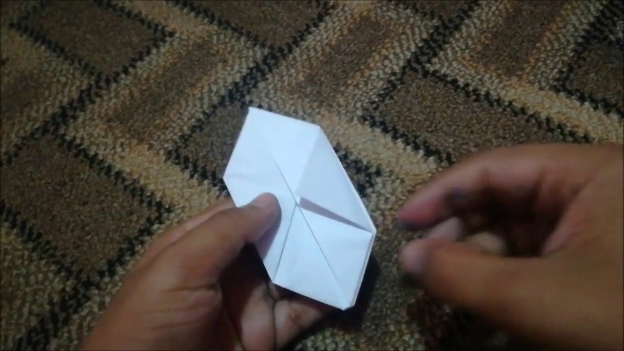 How To Make a Paper ball