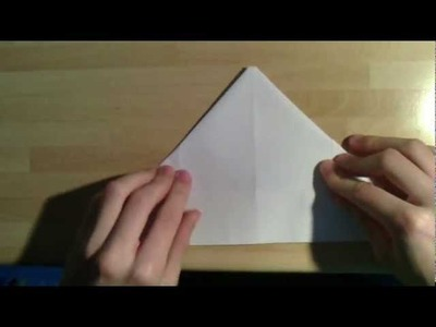 How to: make a paper hat, boat and cup