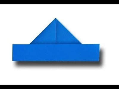 How To Make A Paper Hat HD