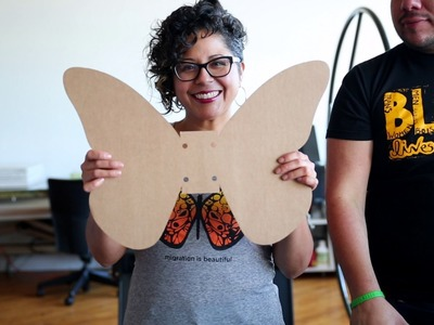 How To Make: Butterfly Wings