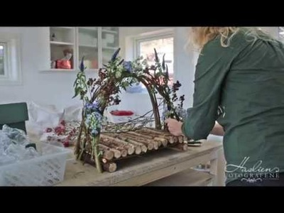 How to make newborn bed