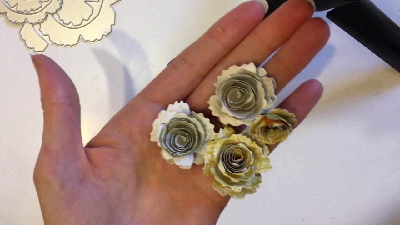 Make a rolled paper flower mightylinksfo