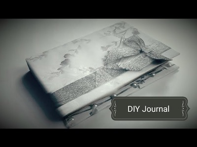 Making a Journal For Beginners - Step by Step Process | DIY Make a Memory Book | Scrapbooking Basics