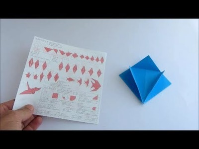 Origami Instructions Youtube Trailer
