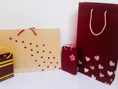 Paper Bag Tutorial Style1