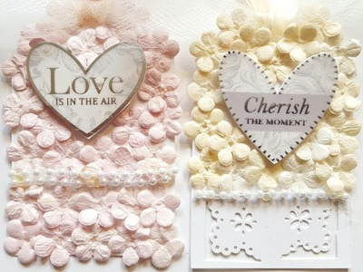 Romantic Gift Tags - DIY Crafts