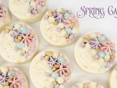 Spring Garden Soap - Spicy Pinecone