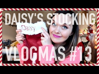 STOCKING FILLERS FOR BABIES - STOCKING STUFFER IDEAS - VLOGMAS DAY 13 | Charlotte Taylor