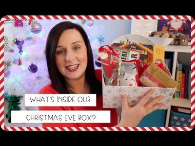 What's Inside Our Christmas Eve Box