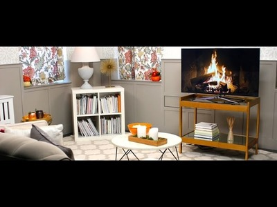 4 Steps to Making Your Living Room Cozy