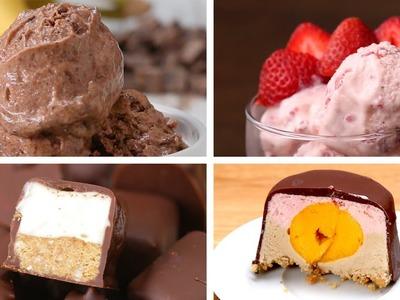Beat The Heat Ice Cream Recipes