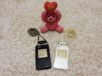 CHANEL Perfume Case, Perfume Clutch Phone Case for IPhone Review