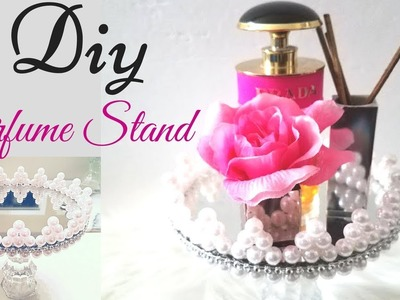 Diy Perfume Display Stand Gift Idea Simple and Inexpensive!