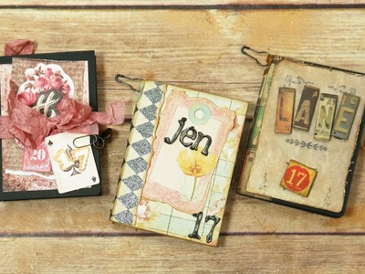 Freebie Friday~Mini Album Ornament