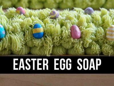Hoppy Spring Soap (+ Sorcery Soap Dough Embeds)   Royalty Soaps